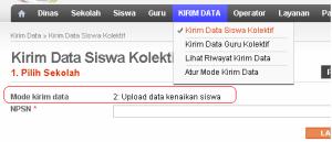 Mode Uploader